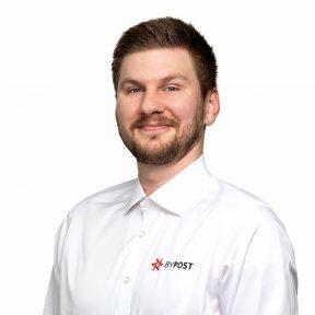 Magnus Gjekstad Assisterende avdelingsleder Buskerud