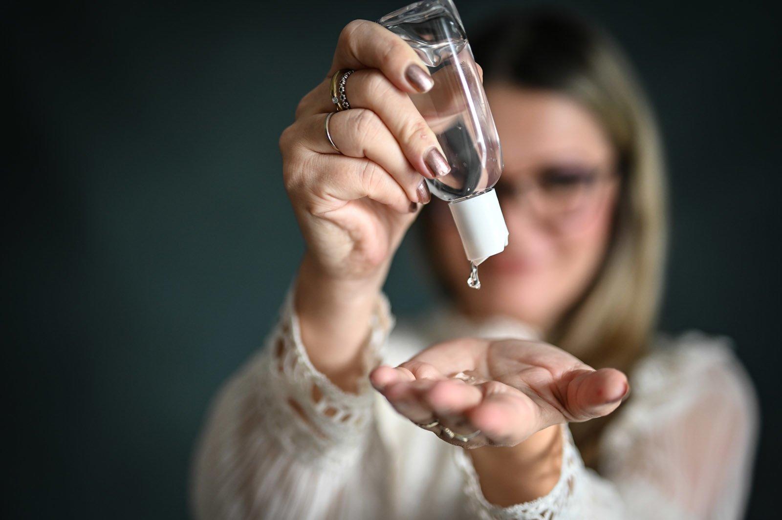 Korona antibakterie